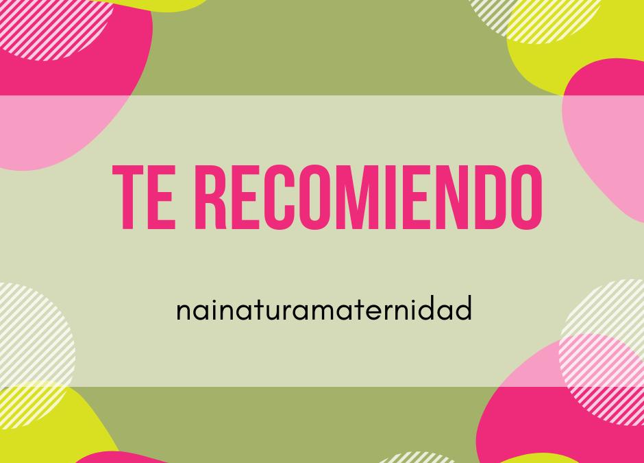 Mis recomendaciones del mes- septiembre 2019